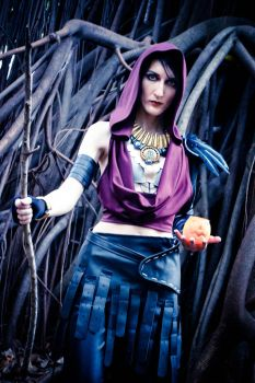 Morrigan Cosplay - Dragon Age by An0therSide