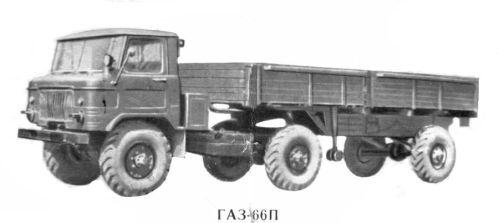 GAZ-66P by MADMAX6391
