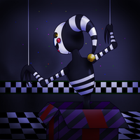 Security Puppet by ShadowToyChica