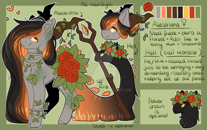 Alastriona and Hell ref 2.0 by Ctrl-Alt-DELETE-me