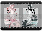 [CS: ELIORE] Pale Grunge [CLOSED] by rein-adopts