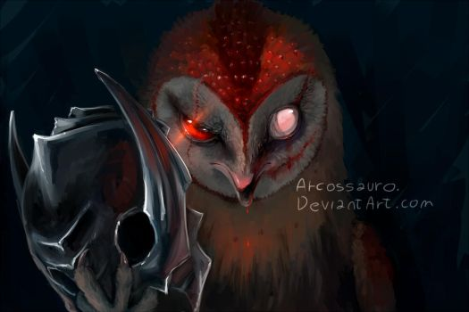 Metal Beak by Arcossauro