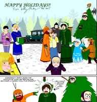 Happy Holidays 2015 for Everyone! by SailorEnergy