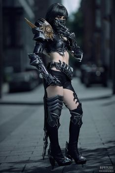 Aion Kunax armor set - Plate by xwickedgames