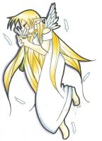 Daisy Fairy - Petals For Wings by ailathehealer