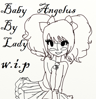 Baby. From Sisters Location. Sketch. W.I.P by RosyBonesProductions