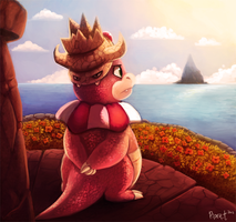 Daily 12 - Slowking
