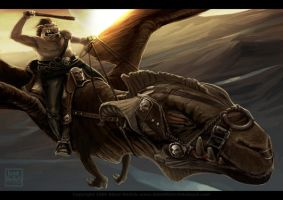 Fudgehogg and Dragons by Autaux
