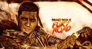 Mad Max: Fury Road by p1xer