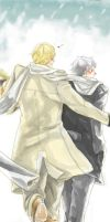 APH:Russia and Prussia by elspeth0405