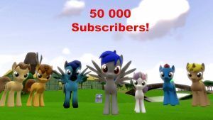 50 000 Subscribers by EDplus
