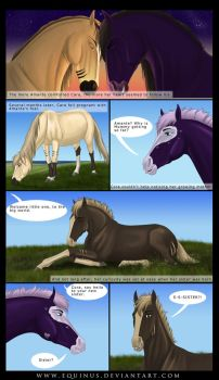 Calling Home - Page Six by Equinus