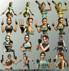 Ultimate Tomb Raider Icon Pack by ssx