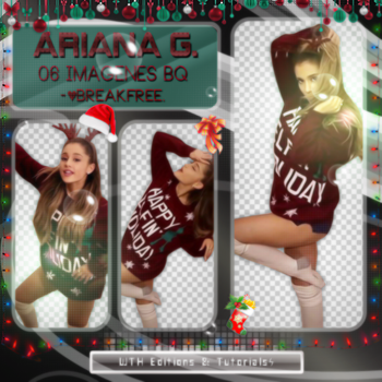 +Photopack Png Ariana Grande #6. by RollBackup