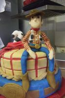 Fondant Woody by AdaBerry