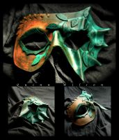 Nature Mask by Drocan