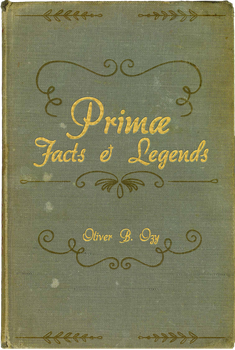 Mythos Doc : Livre 2 ( Primae, Facts and Legends ) by Ockam