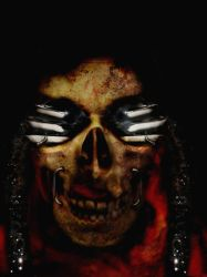 Vic Rattlehead Re-Load by quasiUnaFantasia