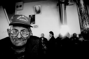 Cafe of Men-7 by soneryaman