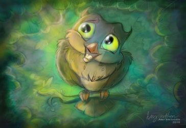 Owl always love you by Mad--Munchkin