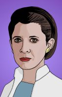 Leia - Star Wars: The New Republic by Elayem
