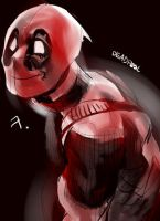 Deadpool by nechy0