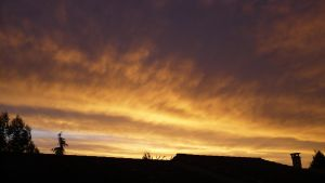 Sky in Fire - part 2 by nicolapin