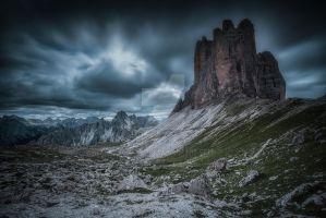 ...tre cime XIX... by roblfc1892