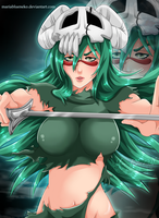 Nelliel by MariaBlueNeko