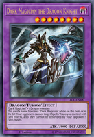 Dark Magician the Dragon Knight by grezar