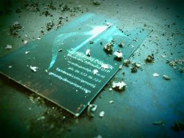 Business card by Geronty