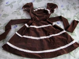 Handmade Classic Lolita Dress by sarielowa