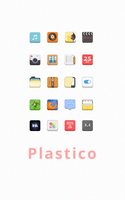 Plastico icons by kxmylo