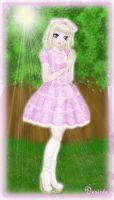Pink Lolita by Psy-FeA