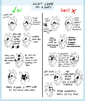 Lucky Chimes - Do's and Don't's (Part 1) by burrdog