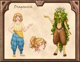SH: Dragomira by SachiiA