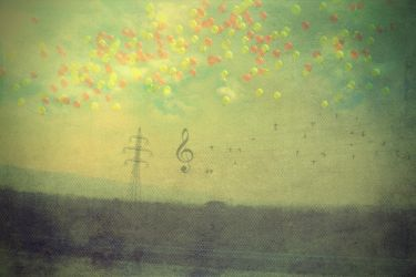 Everything is music by metaworknet
