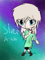 Silver drawing by lunawolf567