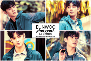 Eunwoo (Astro) - photopack #01 by butcherplains