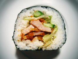 Sushi by chealse