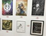 Contemporary Sikh Art exhibition 12 May - 31 July by RinRio