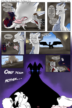 ATFtDR: The Broken Cycle - Home (Page 2) by Lyorenth-The-Dragon