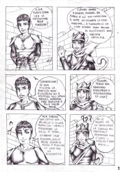 Lord Caius p 1 by FuriarossaAndMimma