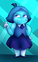 Aquamarine (+SPEEDPAINT) SPOILERS by MegLikesCookies