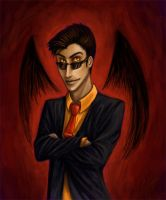 GO: Crowley by Terrizae