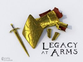 Legacy at Arms by CorellaStudios