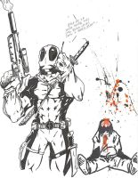 deadpool by zeek-0