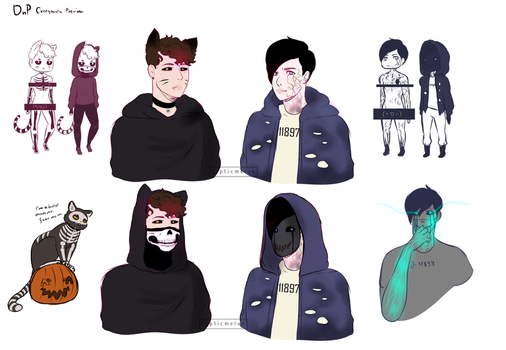 Phan Creepypasta preview by SepticMelon
