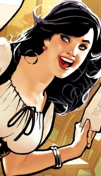 FABLES 100 Detail by AdamHughes