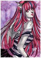 aceo - rochelle by pencil-butter